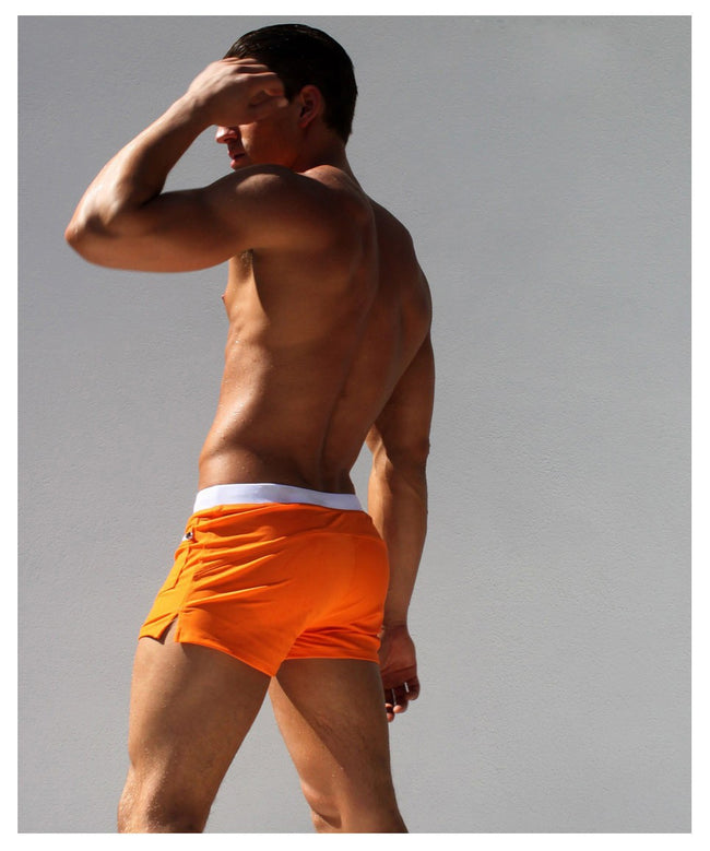 Short de Bain TADDLE Orange