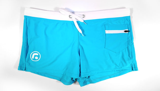 Short de Bain TADDLE Bleu Ciel