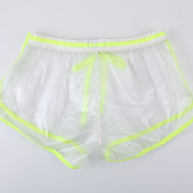 Short de Plage Transparent