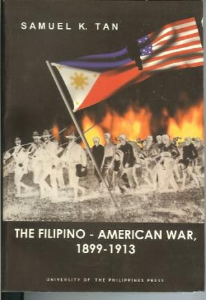 The Filipino-American War, 1899-1913