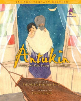 Antukin: Philippine Folk Songs and Lullabyes