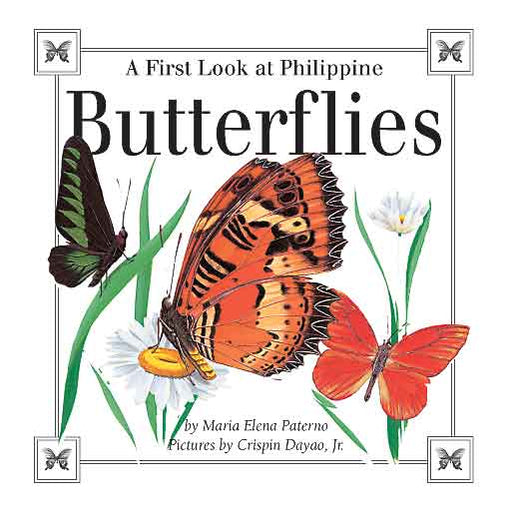 A First Look at Philippine Butterflies