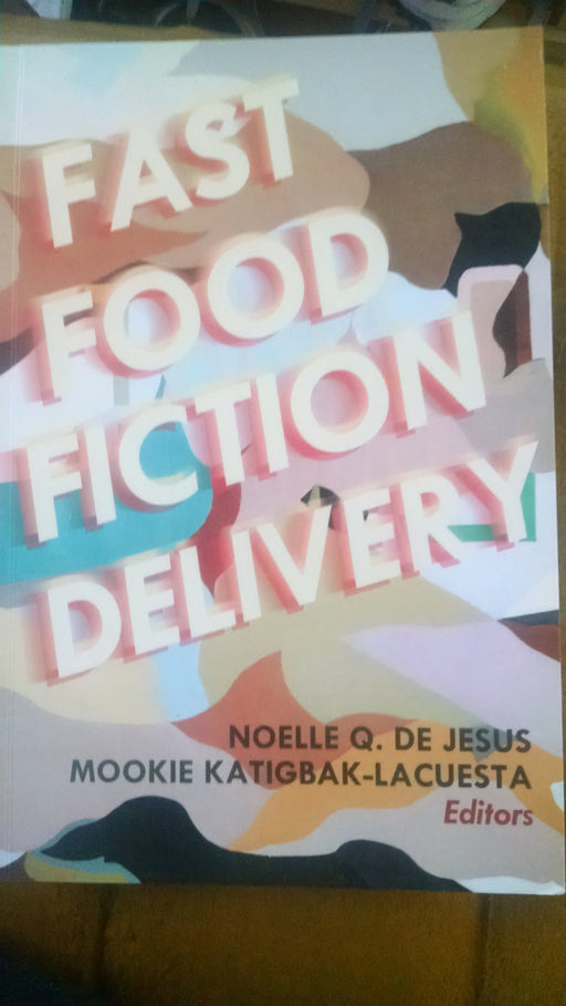 Fast Food Fiction Delivery (signed)