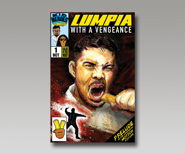 Lumpia With A Vengeance: Prelude #1
