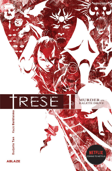 Trese #1 : Murder on Balete Drive (reprint)