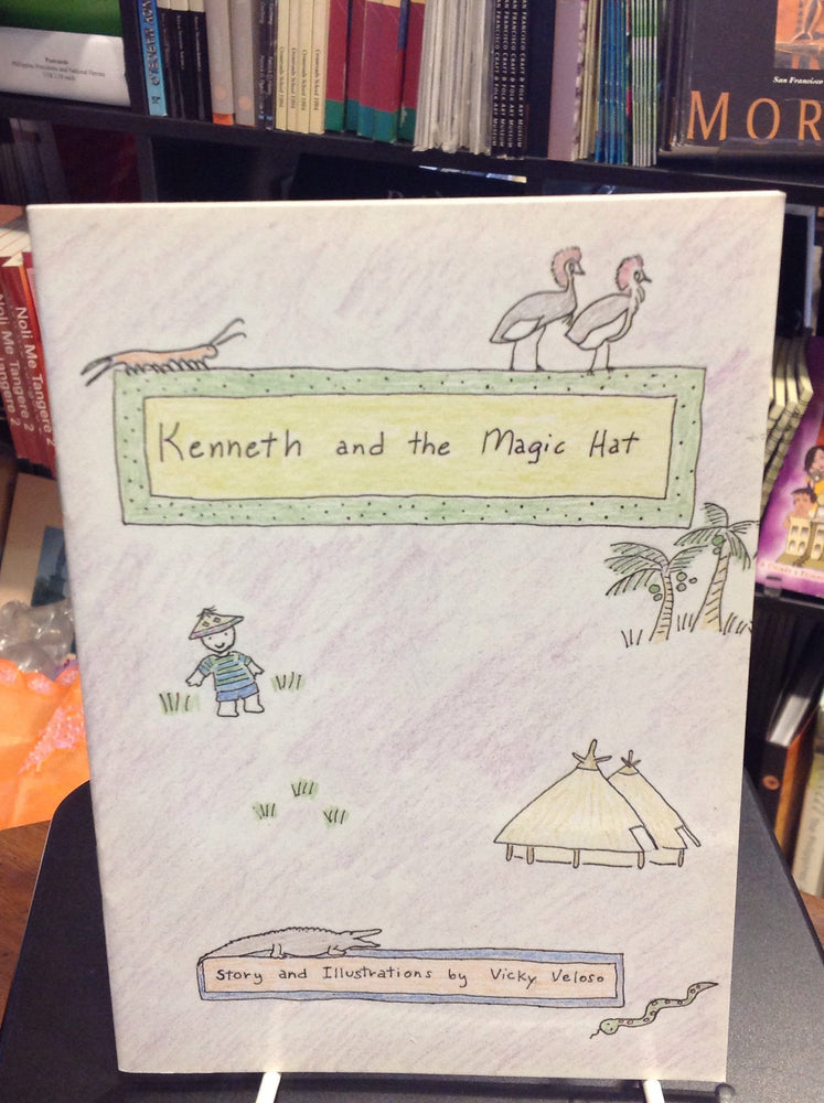 Kenneth and the Magic Hat