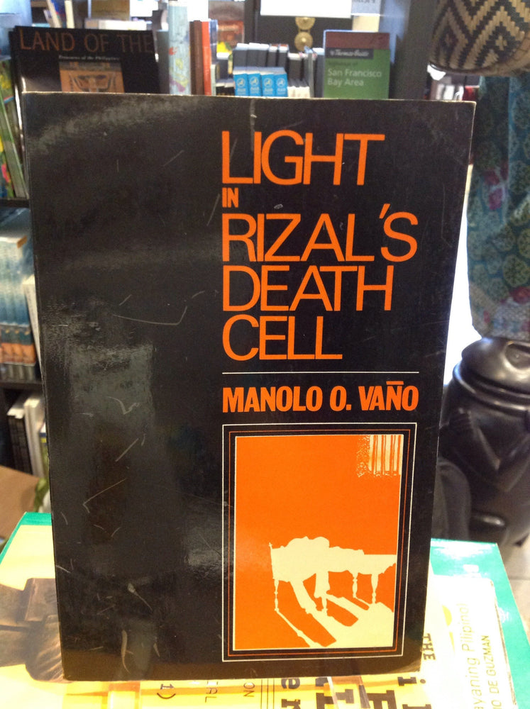 Light in Rizal's Death Cell