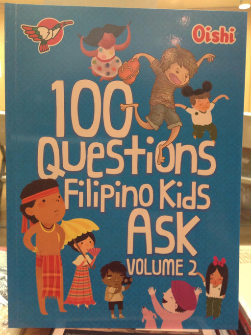100 Questions Filipino Kids Ask, Vol. 2