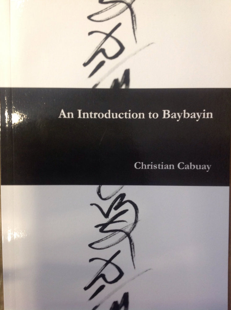 An Introduction to Baybayin