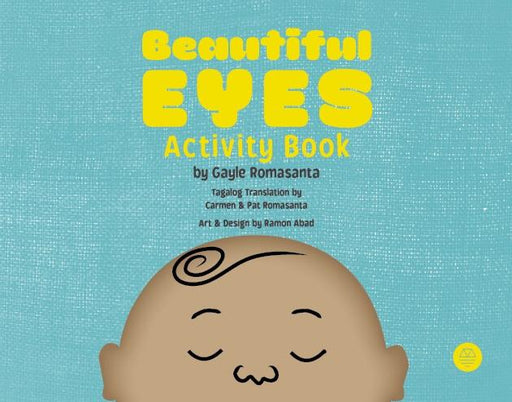 Beautiful Eyes Actvity Book