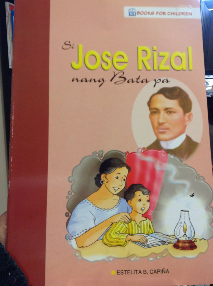 Si Jose Rizal Nang Bata Pa/Books for Children