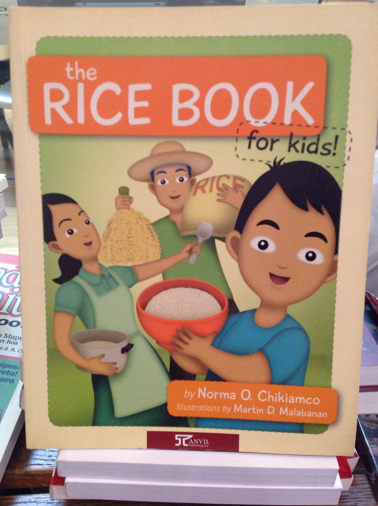 The Rice Book (for kids)