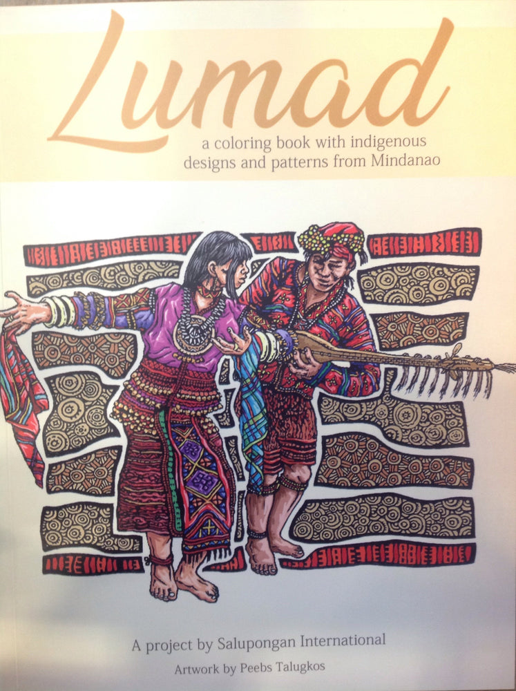 Lumad: A Coloring Book