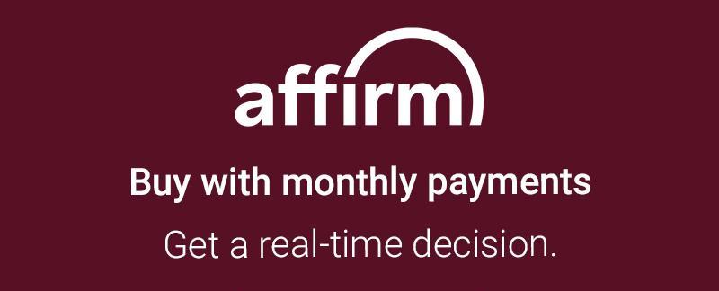 Affirm buy with monthly