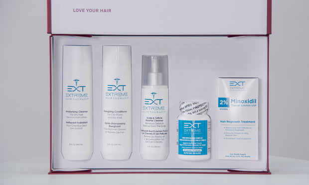 Women's EXT® Hair Regrowth At Home Treatment Kit