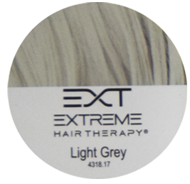 Strand Builder Natural Keratin Hair Building Fibers - Light Grey