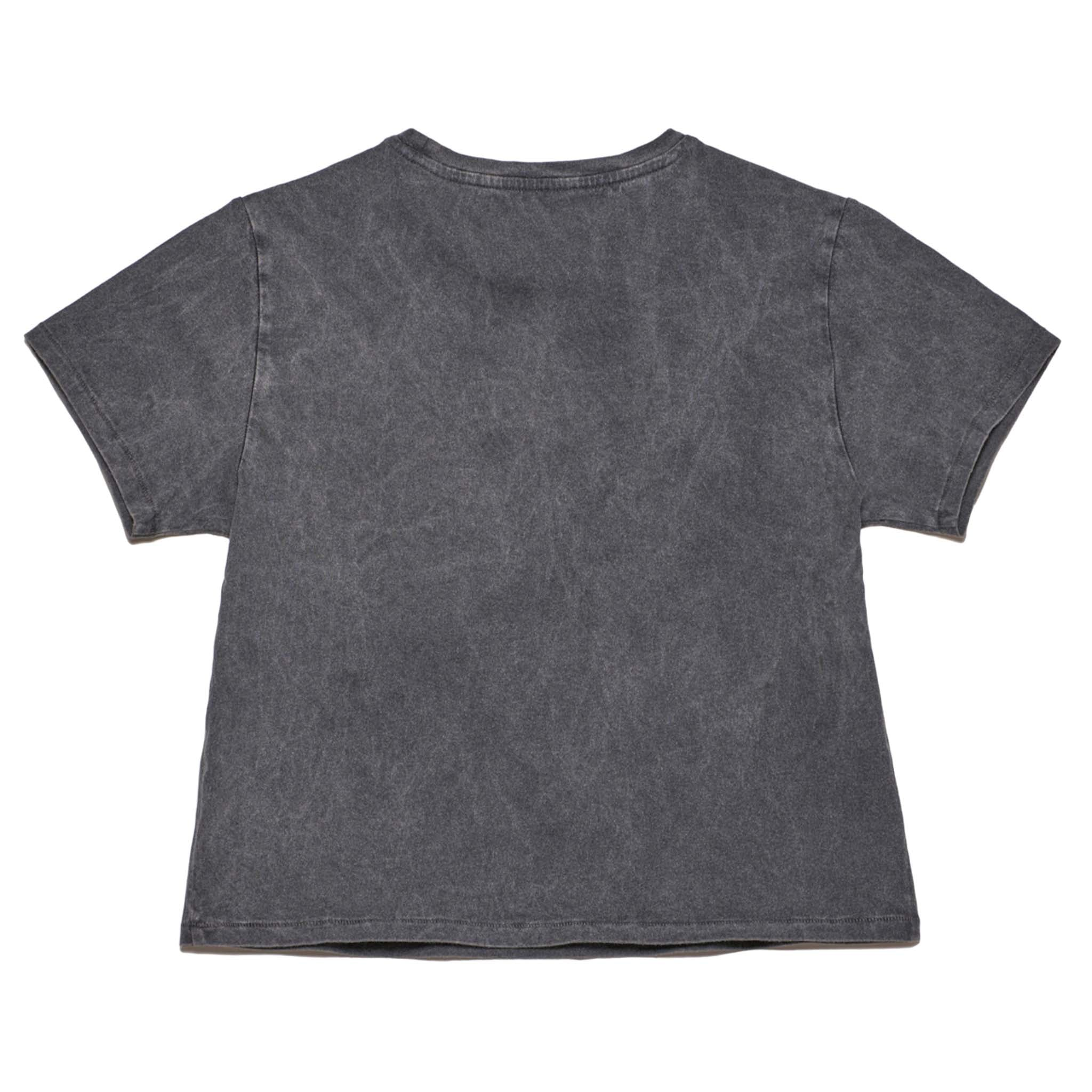 "WOMENS ""NEW YORK EAGLE"" CROPPED TEE"