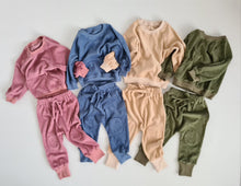 Load image into Gallery viewer, Children's Woven Cotton Tracksuit