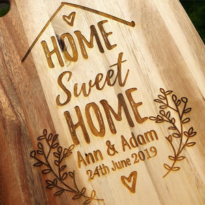 'Home Sweet Home' board