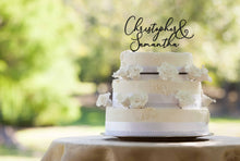 Load image into Gallery viewer, Love Script Cake Topper