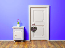 Load image into Gallery viewer, Hanging Heart Door Sign