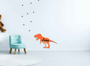 T-Rex Wall Sign