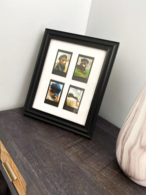 4 x Polaroid Photo Frame