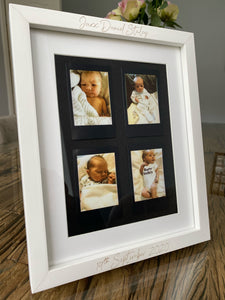 Personalised New Born Gift Set