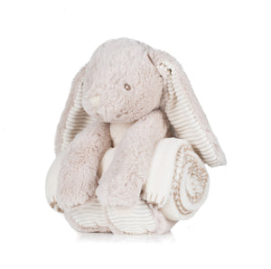 Personalised Bunny & Blanket