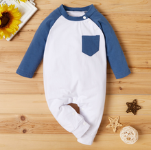 Load image into Gallery viewer, Baby Pocket Jumpsuit