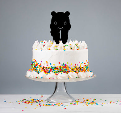 Children's Teddy Cake Topper