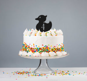 Children's Duck Cake Topper