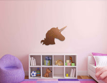 Load image into Gallery viewer, Unicorn Head w/ Name