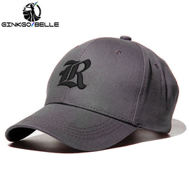 Fishing Cap Baseball Cap for Men Sunshade Sun Fish Bones Embroidered Cap Fishing Hook Fashion Hat