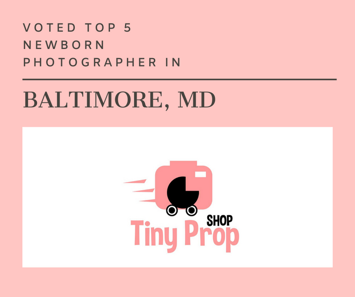 5 Best Reviewed Newborn Photographers of Baltimore, MD