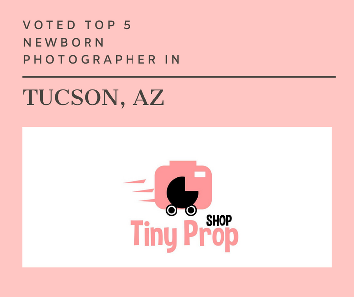 5 Best Reviewed Newborn Photographers of Tucson, AZ