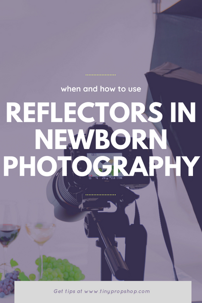 When And How To Use Reflectors In Newborn Photography