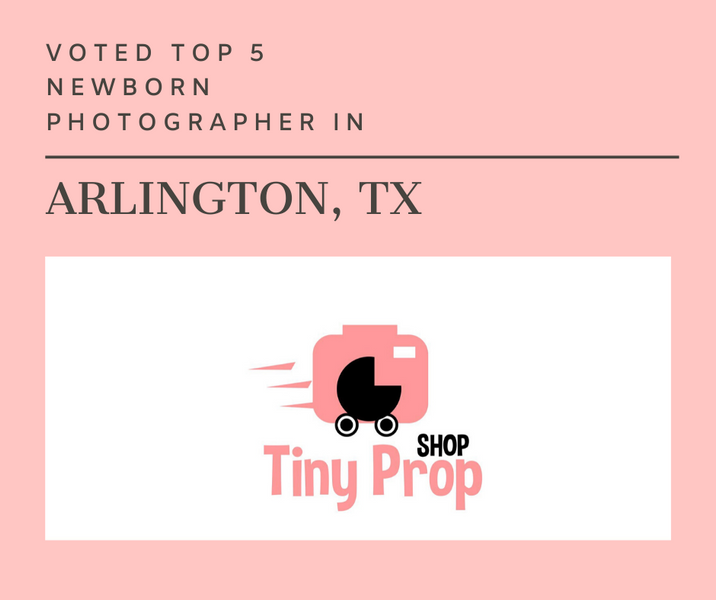 5 Best Reviewed Newborn Photographers of Arlington, TX