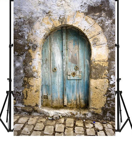 Vintage Door Background-B1-TinyPropShop