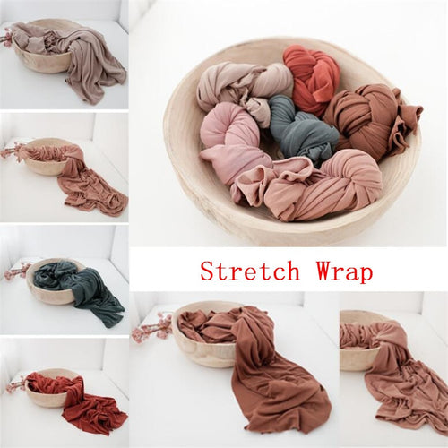 Comfortable Newborn Stretchy Swaddle Wrap