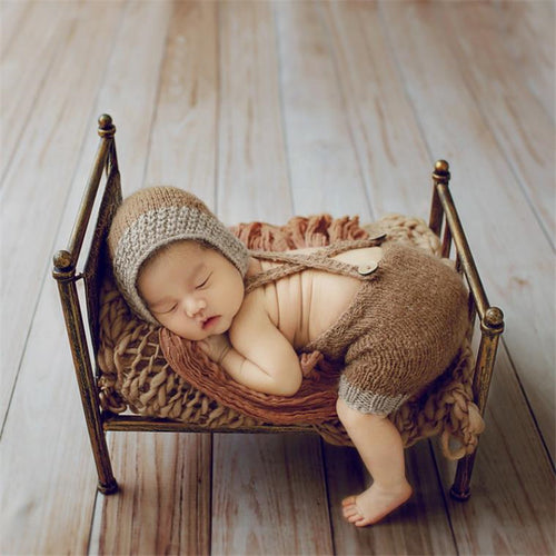 Newborn Mini Bed Photography Prop