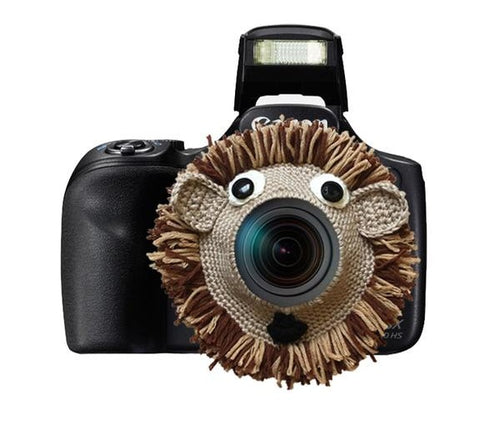Knit Camera Buddies Lens Accessory