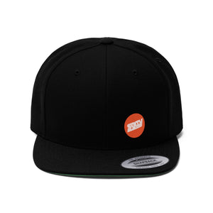 INSIGNIA - STICCY©© Red Label - Unisex Flat Bill Hat