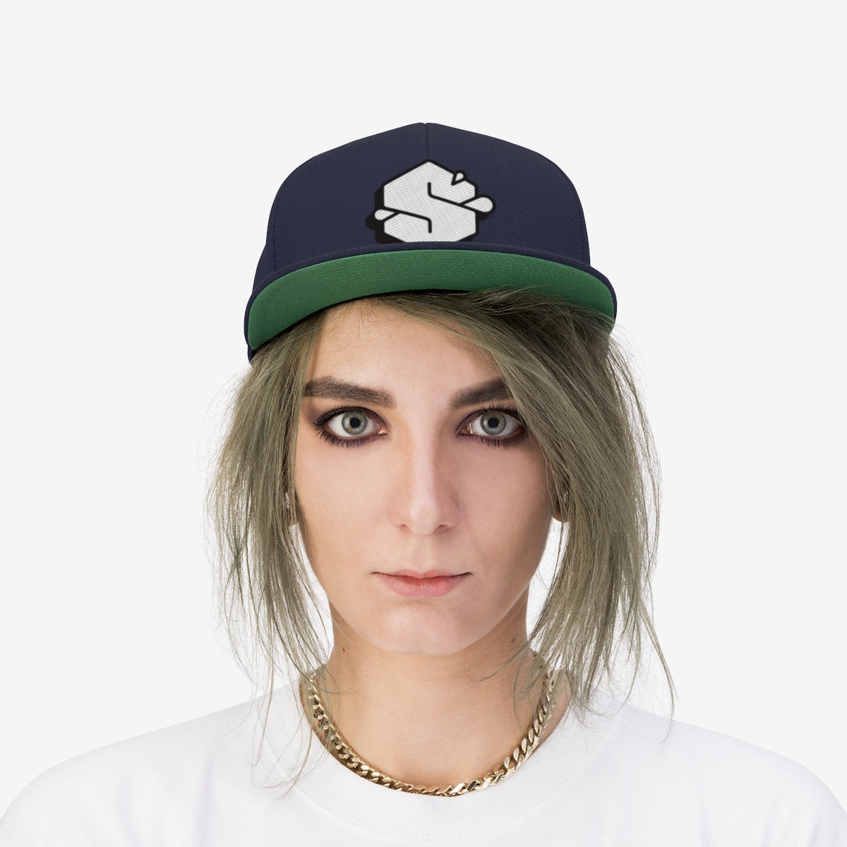 INSIGNIA - That STICCY©© Thing - Unisex Flat Bill Hat