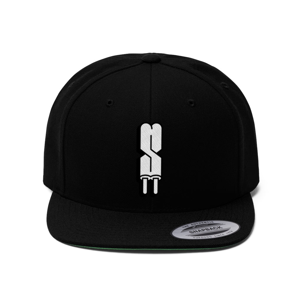 FLAT ESS - POP$ - Unisex Flat Bill Hat