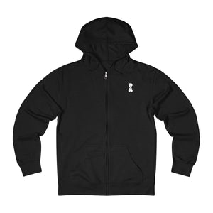 FLAT ESS - Peni$ - Unisex French Terry Zip Hoodie