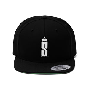 FLAT ESS - $PRAY - Unisex Flat Bill Hat
