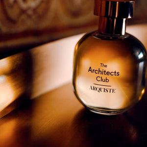 THE ARCHITECTS CLUB scented t-shirt  by Hiro Clark