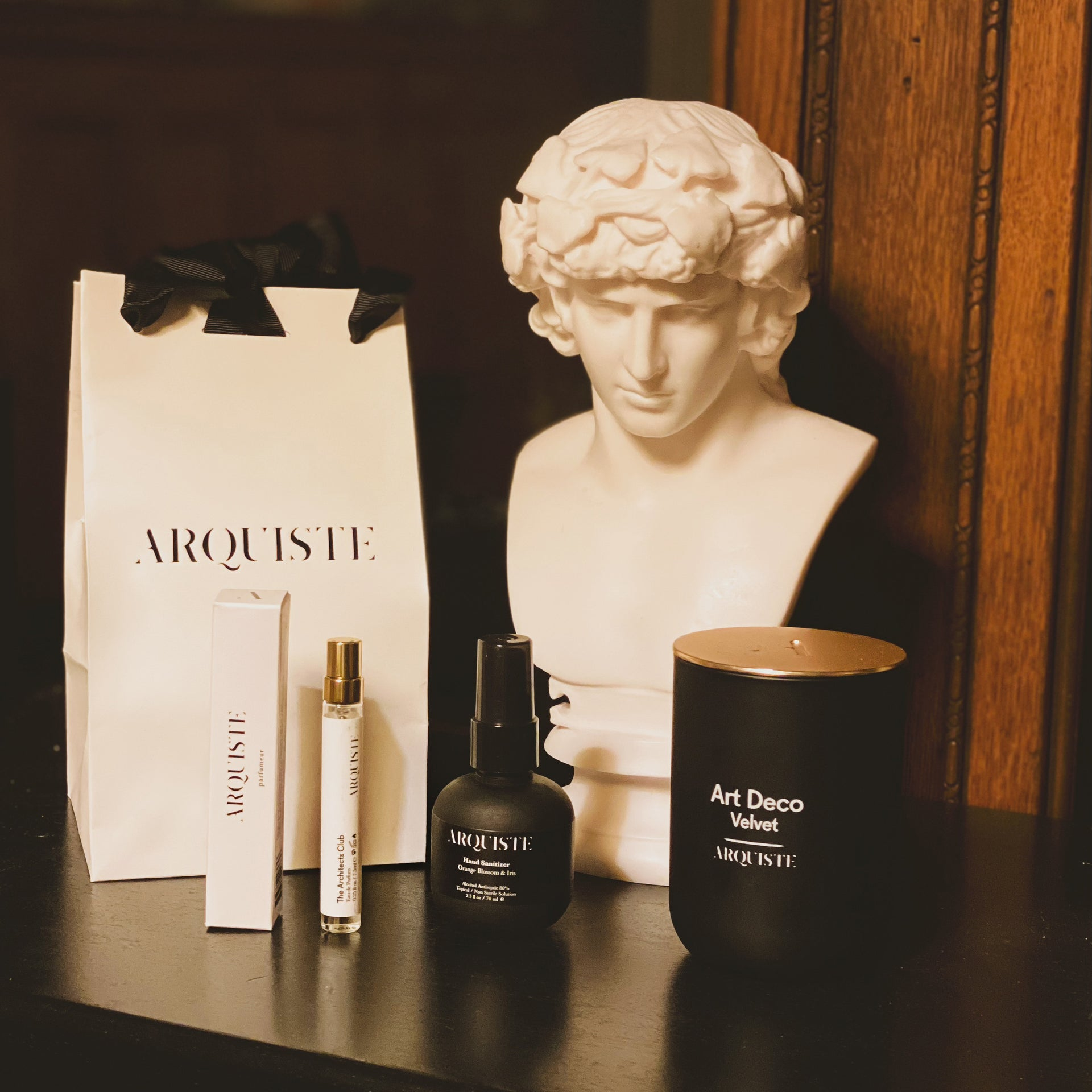 ARQUISTE GIFT SET