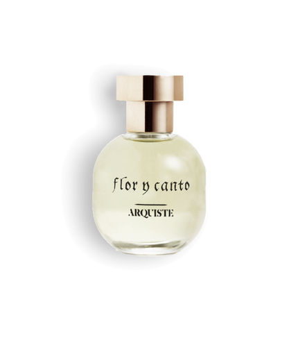 ARQUISTE FLOR Y CANTO PERFUME FRAGRANCE SCENT MEXICO FLORAL